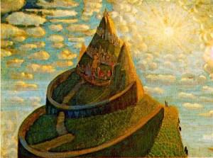 М.К.Чюрленис. Замок. Сказка.
