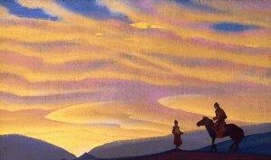 Рерих Н.К.: Голос Монголии.