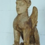 1 В Ливадийском дворце презентовали скульптуры киевского мастера