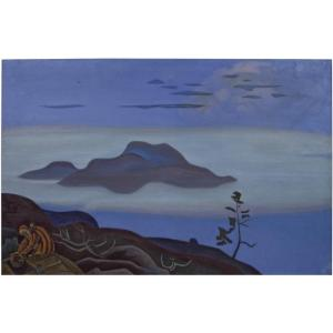 The treasure  Nikolai Roerich