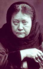 Елена Петровна Блаватская (1831 – 1891)