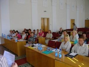 3 Круглый стол ''Использование потенциала Августовского канала для экологического воспитания учащейся молодежи'' в г.Гродно