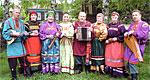 Творческий коллектив «Вечерки» Алтайского края