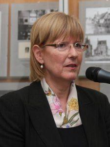 Генеральный Консул Бельгии в Санкт-Петербурге г-жа Жоан Роккас
