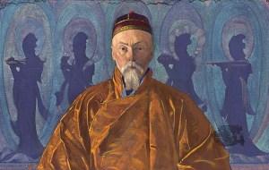 Святослав Рерих. «Портрет Николая Рериха». 1928