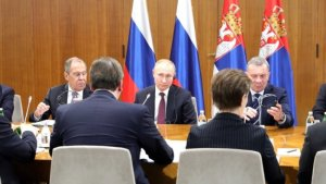 Путин: Россия и Сербия договорились о возврате в Россию картин Николая Рериха