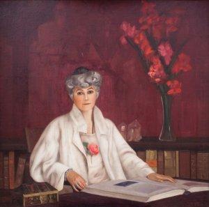 Елена Ивановна Рерих (12 февраля 1879 — 5 октября 1955)