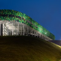 Bilbao Arena and Sport Center by ACXT Architects