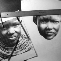 Pencil Drawing Series: David Filer