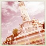 Statue Fontaine Place de la République