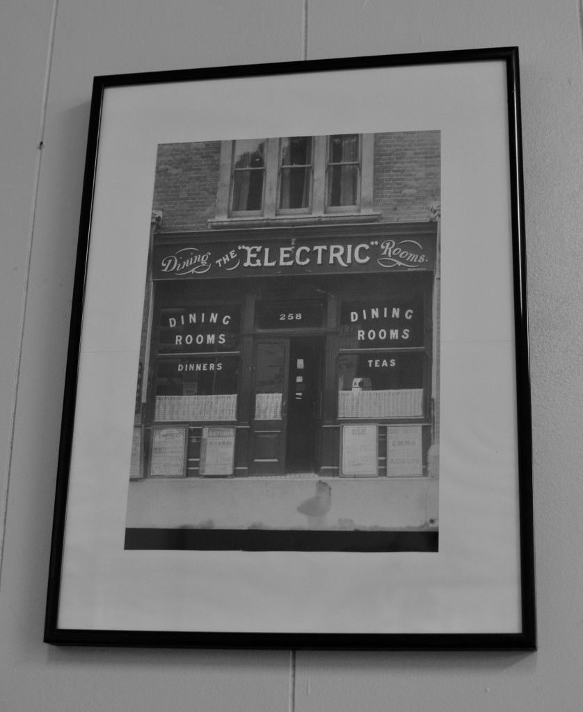 THE ORIGINAL ELECTRIC CAFE