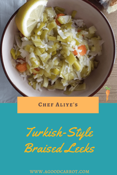 braised leeks, turkish recipes, turkish food, Weekly Meal Plans, Vegetable Recipes, Clean Eating Recipes, Healthy Dinner Recipes, easy healthy dinner, mediterranean recipes, Recipes for Dinner, cleaning leeks