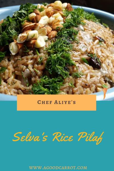 Selvas Summer Rice Pilaf Recipe, Weekly Meal Plans, Vegetable Recipes, Clean Eating Recipes, Healthy Dinner Recipes, Recipes for Dinner