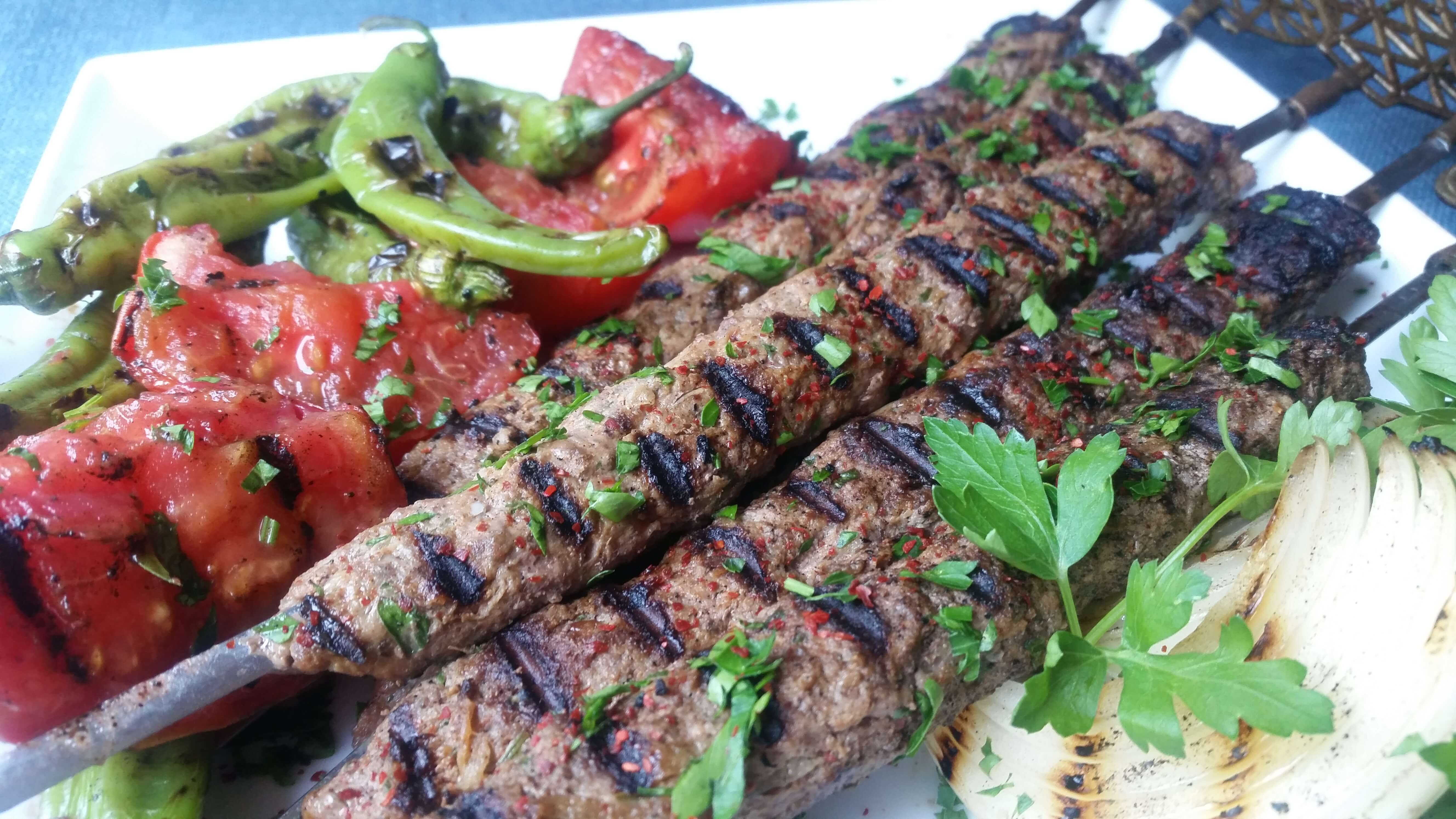Turkish Style Beef Kofte Kebab Recipe A Good Carrot