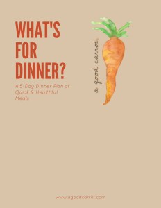 what's For Dinner Download