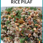 cauliflower rice pilaf, Weekly Meal Plans, Vegetable Recipes, Clean Eating Recipes, Healthy Dinner Recipes, Recipes for Dinner, turkish recipes, cauliflower recipes, pilaf recipe