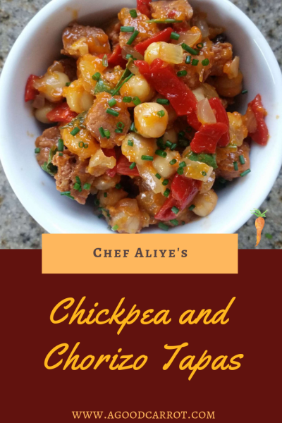 chickpea and chorizo tapas recipe, chickpea recipe, Weekly Meal Plans, Vegetable Recipes, Clean Eating Recipes, Healthy Dinner Recipes, Recipes for Dinner