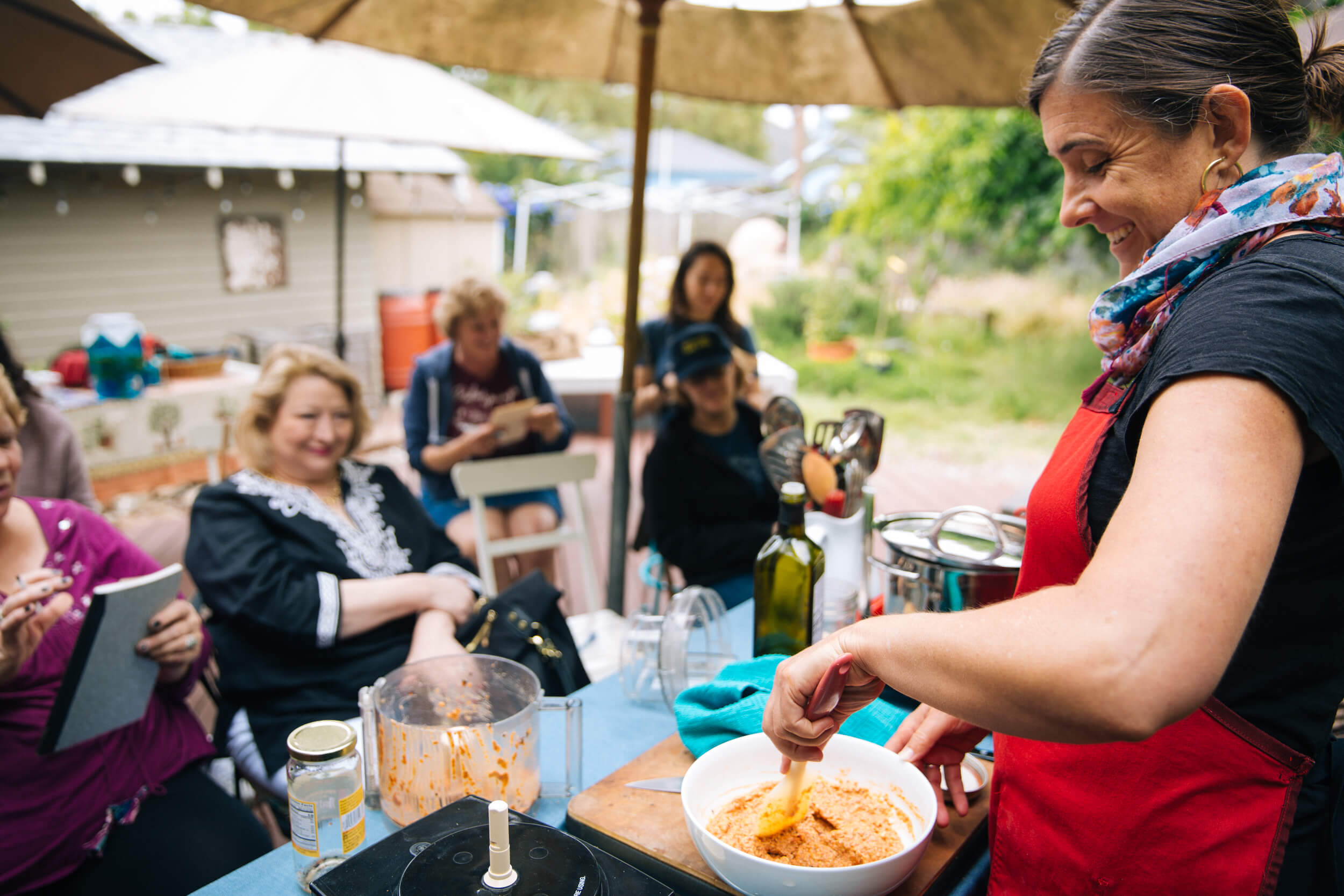4 Reasons to Take a Cooking Class