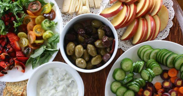 Spanish-Style Marinated Olives
