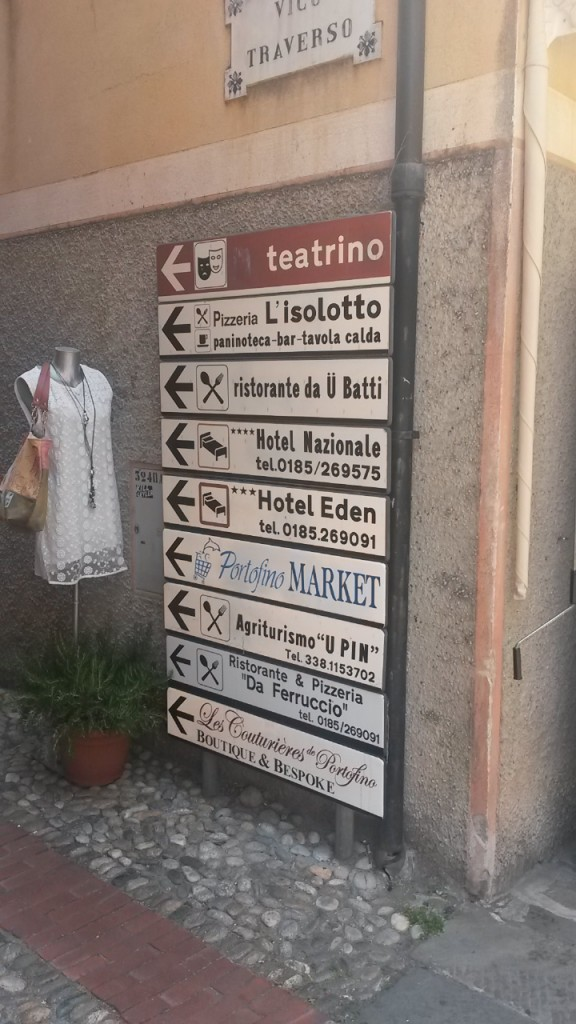 A Good Direction, Italy