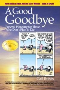 A Good Goodbye Award Cover