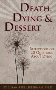Death, Dying & Dessert cover
