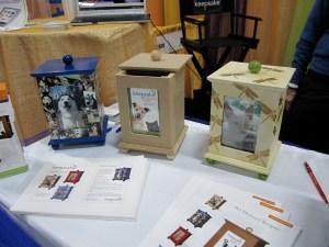 Pet Memory Keeper boxes