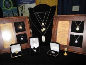Memorial Jewelry from Precious Memories