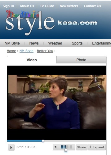 Gail on NM Style