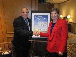 Larry Mandel and Gail Rubin