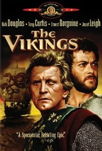 The Vikings DVD cover
