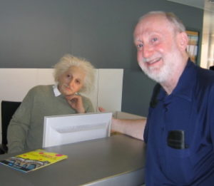 Doug ReVelle and Einstein