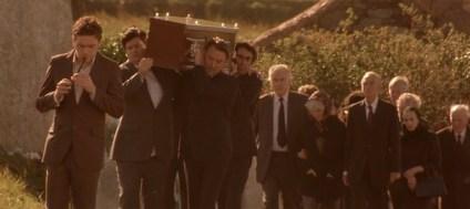 Funeral Procession Ned Devine