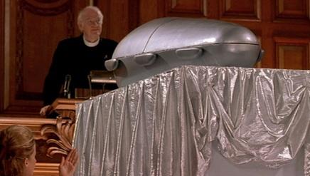 Star Trek Funeral from Undertaking Betty
