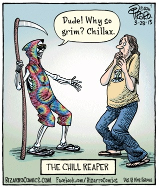 The Chill Grim Reaper