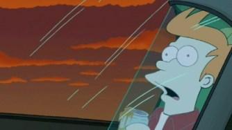 Futurama - fast forward 1,000 years!