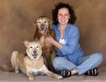 Ann Beyke and friends