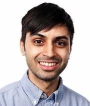 Jaweed Kaleem with Huffington Post