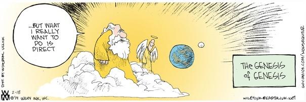 Non Sequitur Genesis