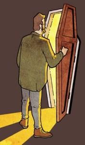 Pine Box Illustration
