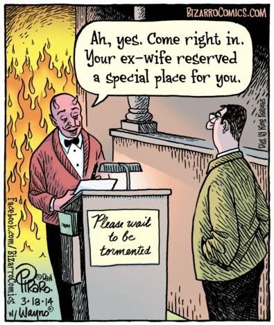 Bizarro Restaurant Hell