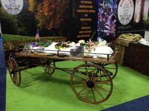 Green Burial Wagon