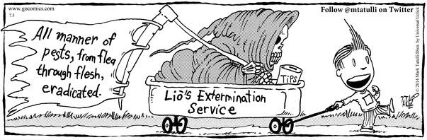 Lio Pest Extermination