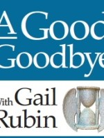 A Good Goodbye logo