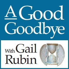 A Good Goodbye logo