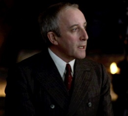 Peter Sellers as Chauncey Gardner in Being There