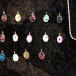 My Gene Jewel pendants