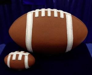 Football Urns