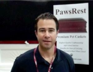PawsRest Mark Brewer
