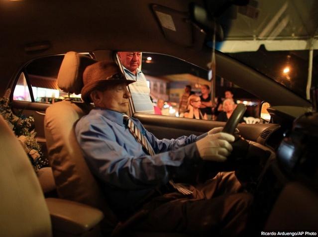 Embalmed Cab Driver